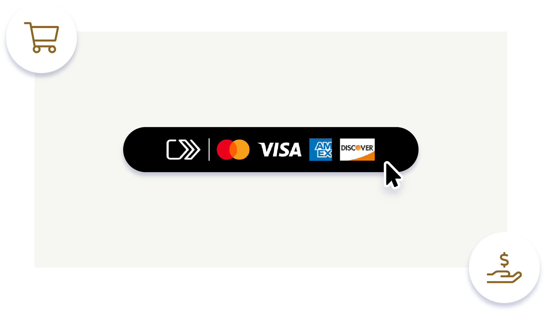 Click to Pay Graphic